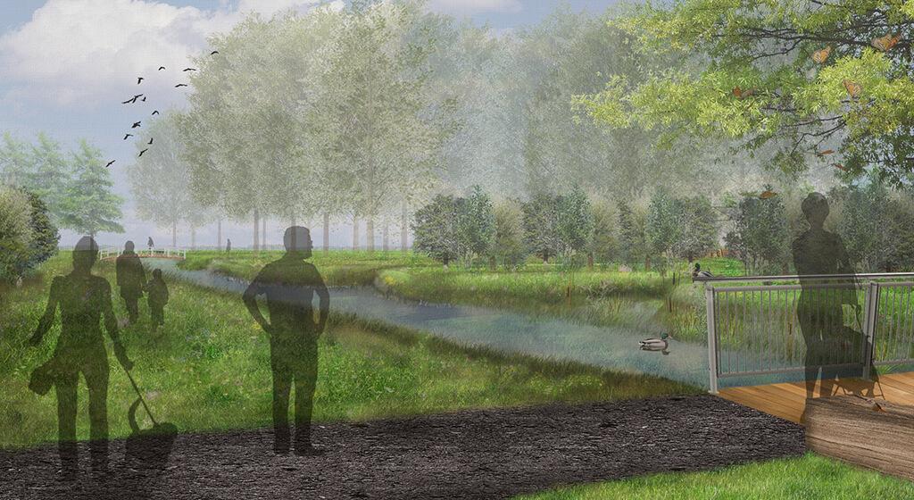 Park ter Roomley impressie 2 - gebied | Den Bogerd